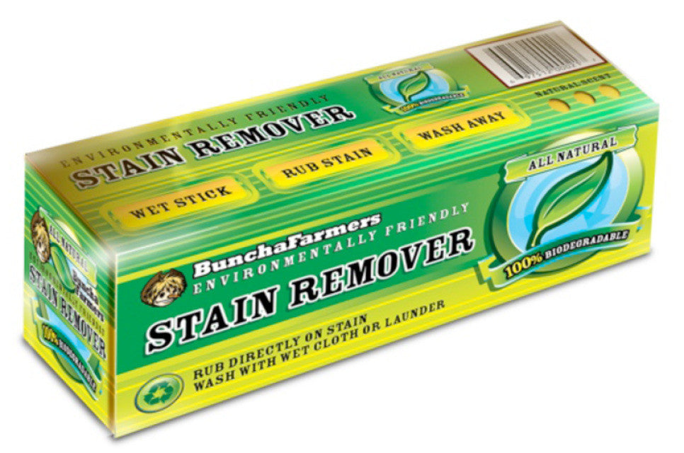 All Natural Stain Remover Bar (12-pack)