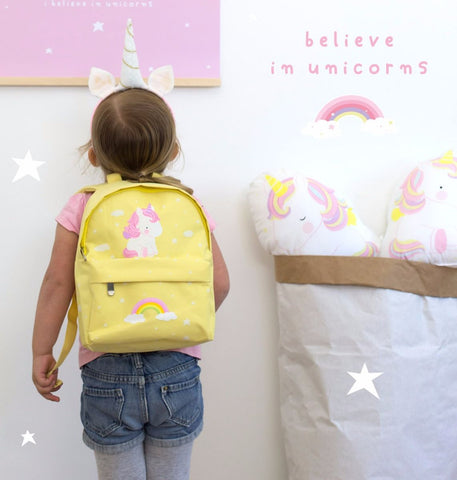 Little backpack: Unicorn