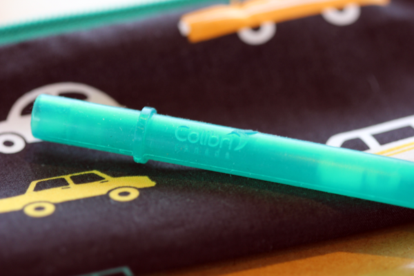 Reusable Silicone Straws - 2 pack teal