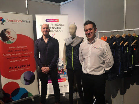 Visit Sensorykraft at the Occupational Therapy Show 2017