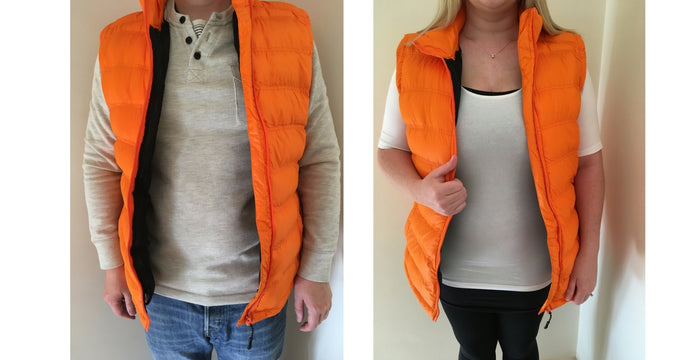 Sensoryline range of trendy weighted gilets now available. Discover the benefits that DEEP PRESSURE THERAPY has to offer!