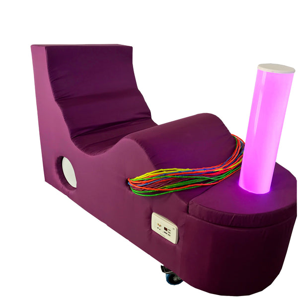 Sensory Lounger | Multi-sensory | Portable | Stylish | Affordable