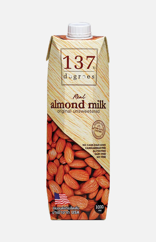 137 Degrees Almond Milk (Original)