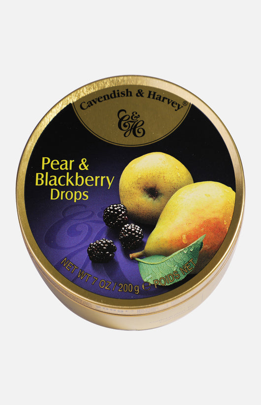 Cavendish & Harvey Pear & Blackberry Drops (200g)