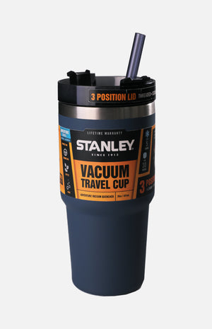 U.S.A. Stanley Adventure Vaccum Quencher (20oz)-Abyss