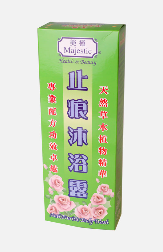 Majestic Anti-Itch Bath Gel (300ml)