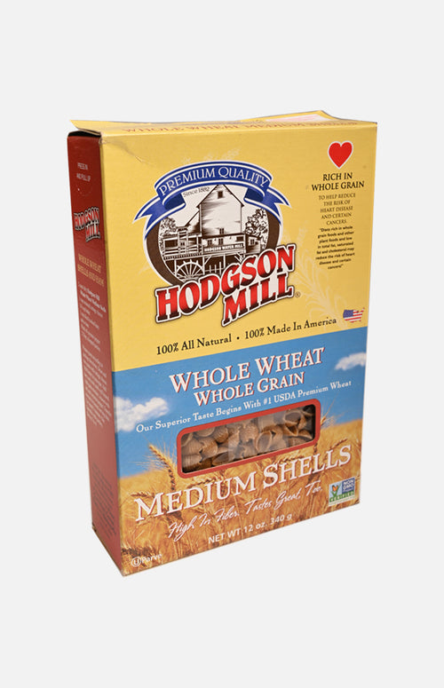 Hodgson Mill Whole Wheat Medium Shells