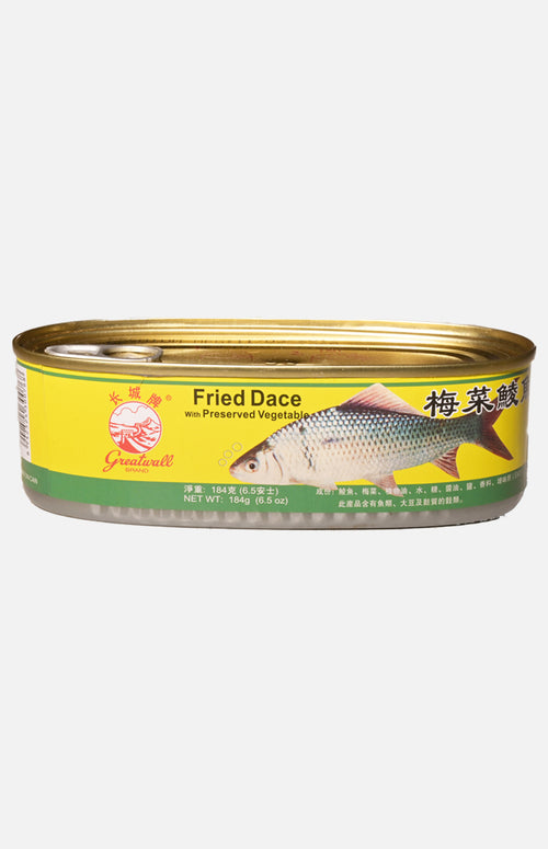 Greatwall Brand Fried Dace with Preserved Vegetable