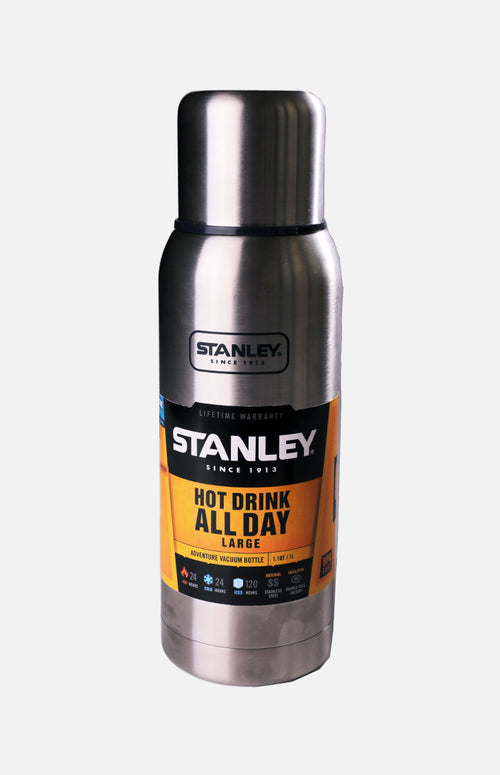 U.S.A. Stanley Vaccum Bottle (1L)-Stainless Steel