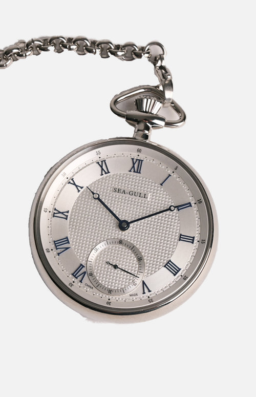 SeaGull M3600S Mechanical Pocket Watch