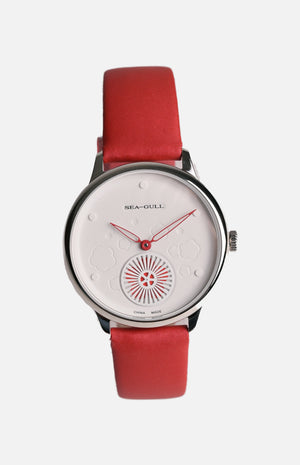 SeaGull 813.96.5046L Ultra Thin Ladies Watch