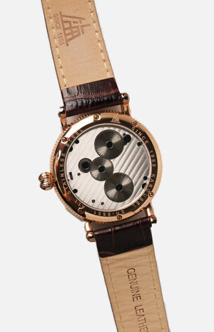 Shanghai 6651J Mechanical Watch