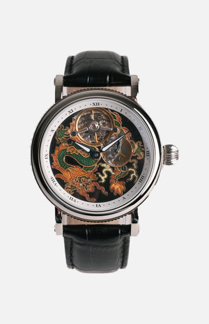 Shanghai 6103J-GR Mechanical Watch