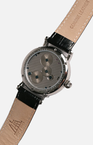Shanghai6130J-PU Mechanical Watch