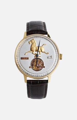 Beijing Watch Oriental Cultural Series Mechanical Watch (BG950501)