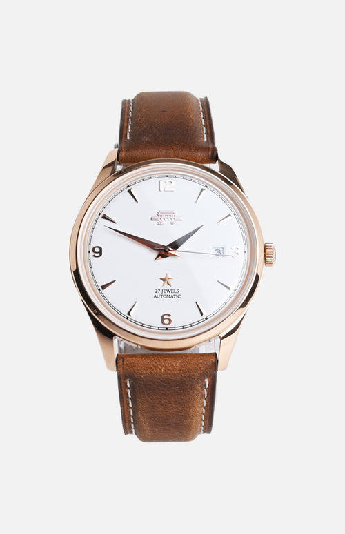 Beijing Watch Vintage Series Mechanical Watch (BGBG58002)