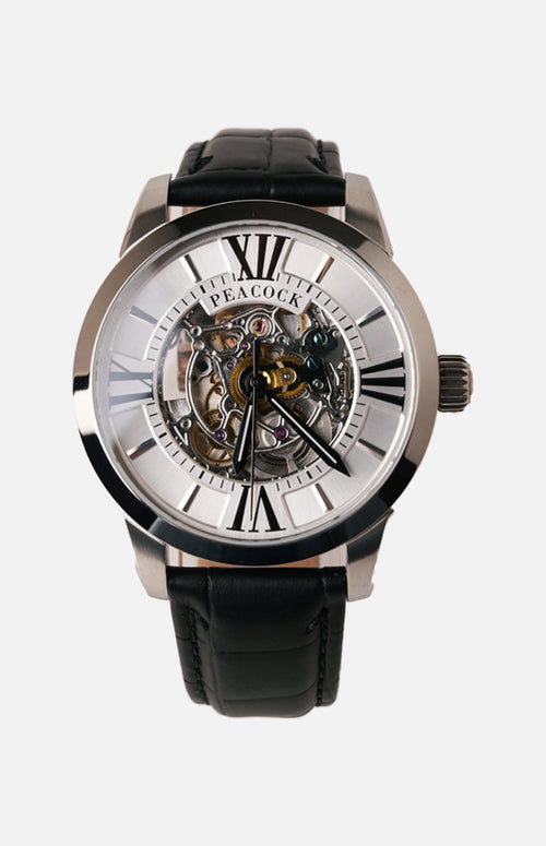 Peacock Mechanical Watch 3012-01