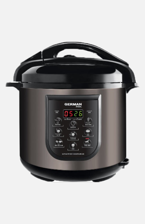 German Pool Multi-function Cooker URC-26