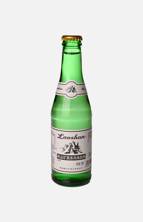 Laoshan Salty and Sparking Mineral Water