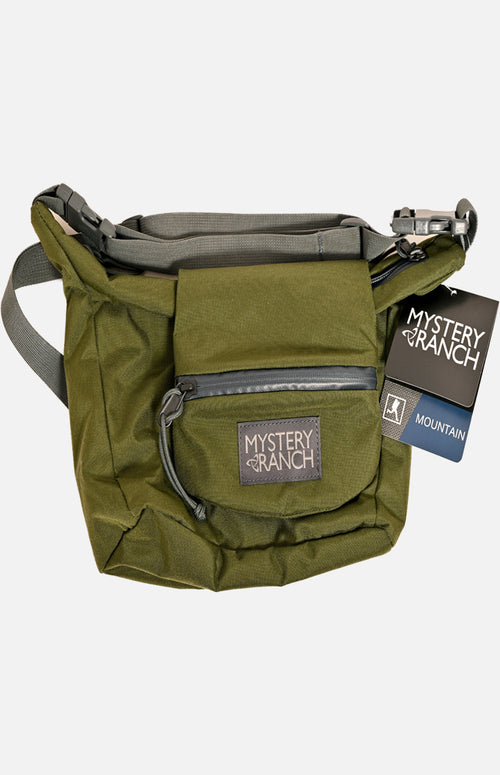 Mystery Ranch EX A5 Shoulder Bag (Green)