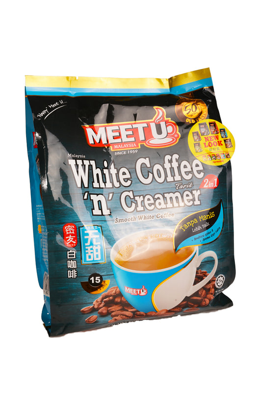 Meet U Smooth White Coffee 2 In 1