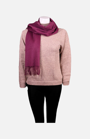 Cashmere Shawl(Purple)