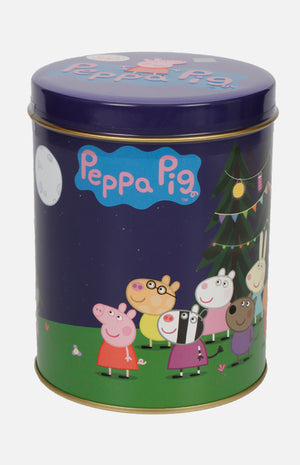 Peppa Pig Popcorn- Enjoy the Moon Can (Cheddar Cheese Flavor)110g