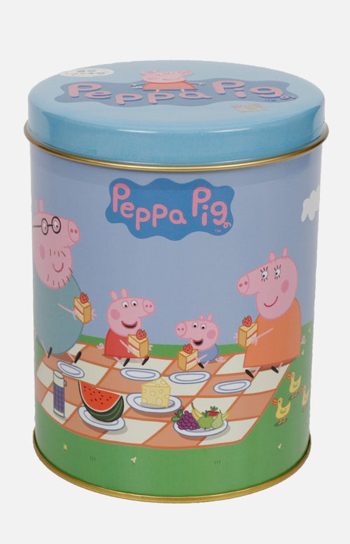 Peppa Pig Popcorn-Picnic Can (Corn Soup Flavor)110g