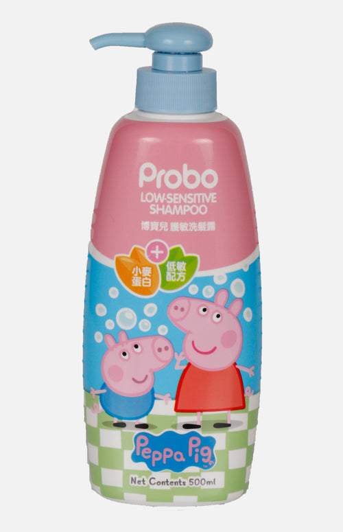 Peppa Pig Low-Sensitive Shampoo 500ml