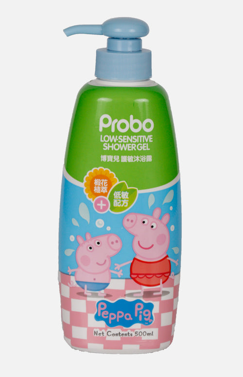 Peppa Pig Low-Sensitive Shower Gel 500ml