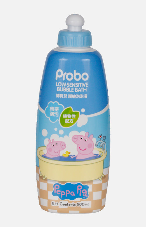 Peppa Pig Low-Sensitive Bubble Bath 500ml