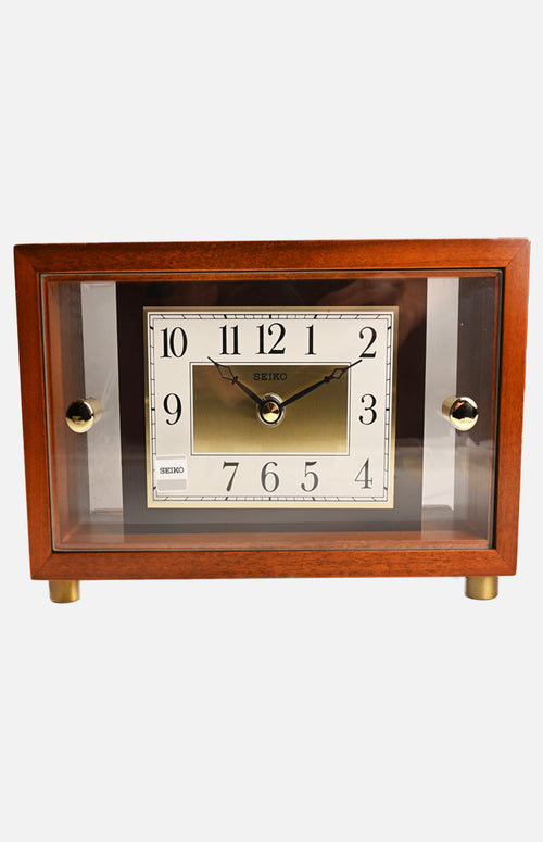 Seiko Quartz Table Clock (QXG-149B/K)