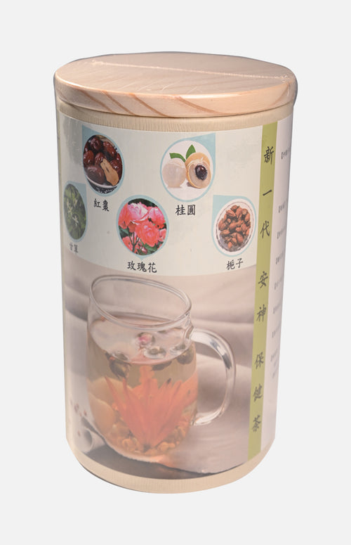 New Millennium Health Tea - Red dates, Longan, Licorice