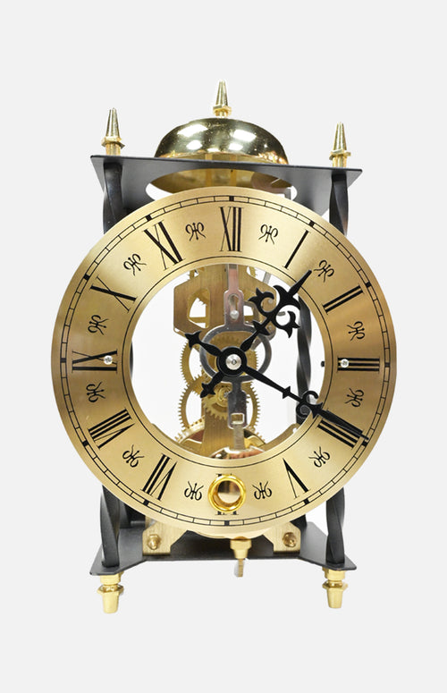 Polaris 15-Day Mechanical Table Clock (T-102)