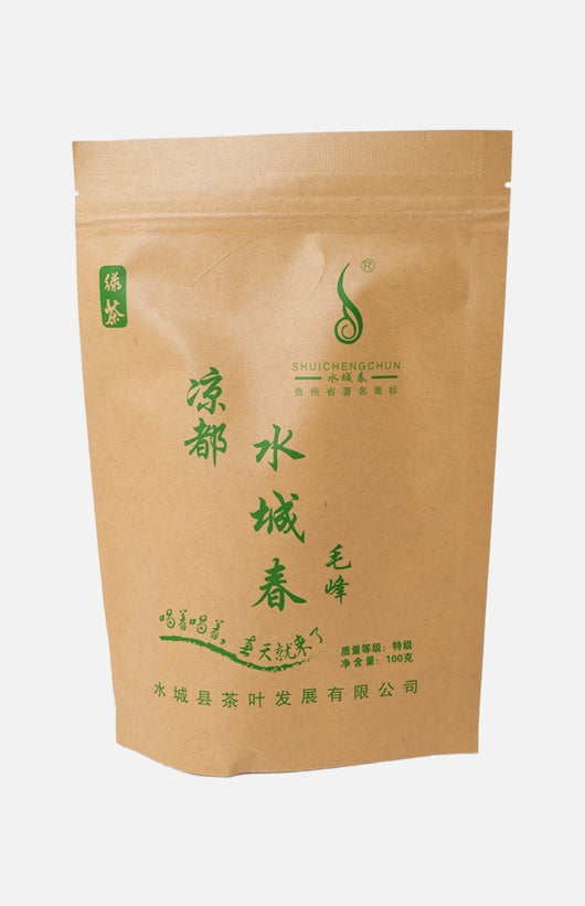 Mao Feng Green Tea (Bag)