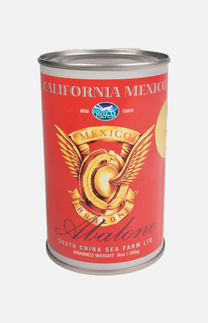 California Mexico Abalone (Red Canned)