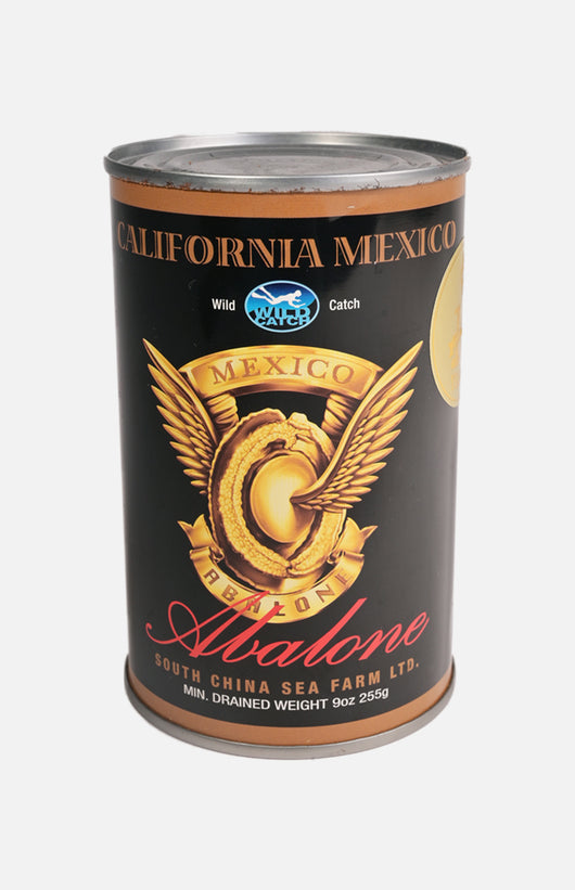 California Mexico Abalone (Black Canned)