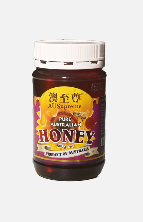 AUSupreme Pure Australian Honey(500g/bottle)