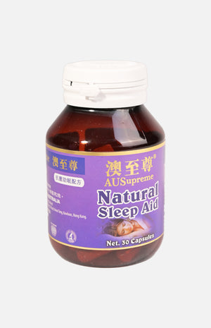 Ausupreme Natural Sleep Aid 30 tablets(4 Btl Set)