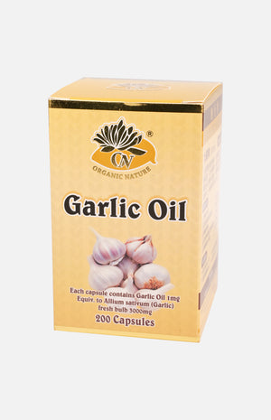 Ansupreme Garlic Oil(200 tablets)