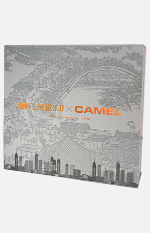 Camel 0.45L Flask CM Edition Twin Pack 116BS