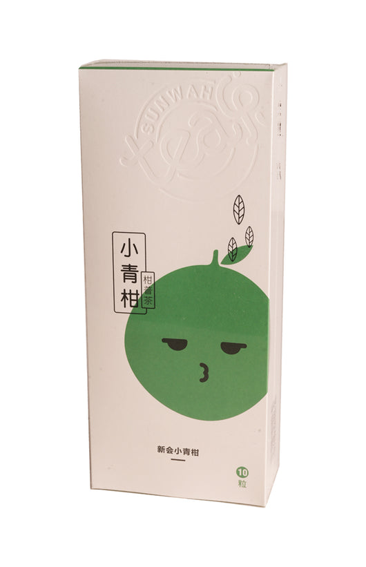 Ju Pu Tea(Green)