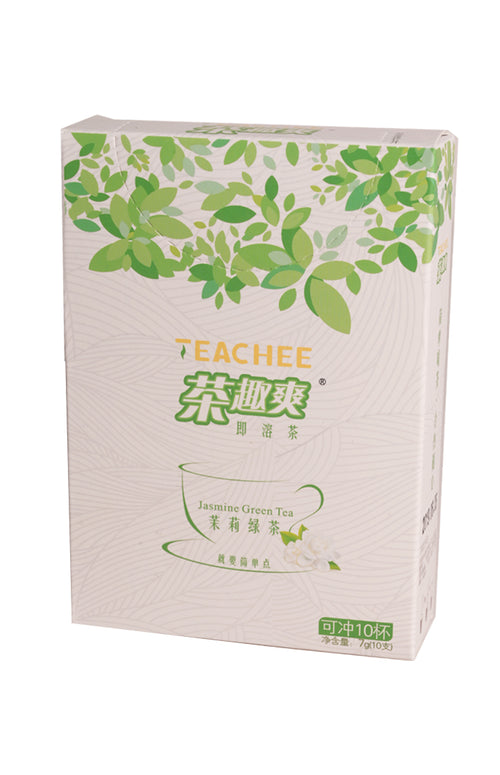 Teachee Jasmine Green Tea(Instant)