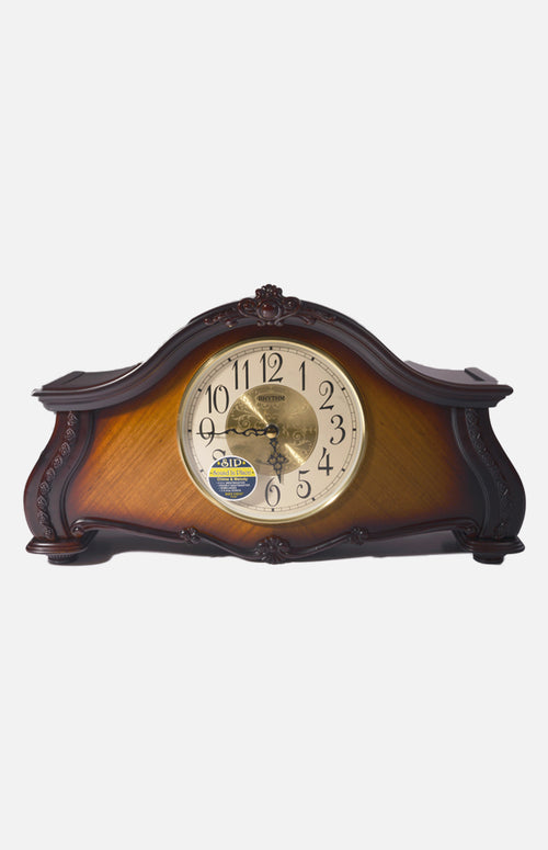 Rhythm Quartz Table Clock (CRH-241)