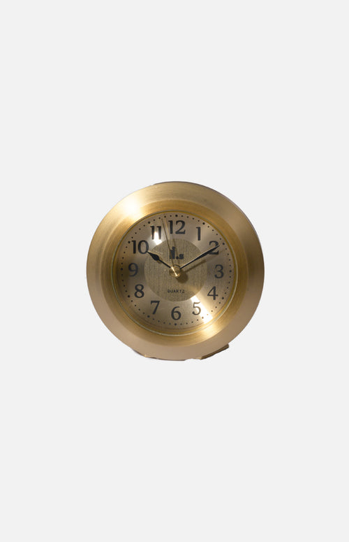 Iswatch Quartz Table Clock (T-1601SG)