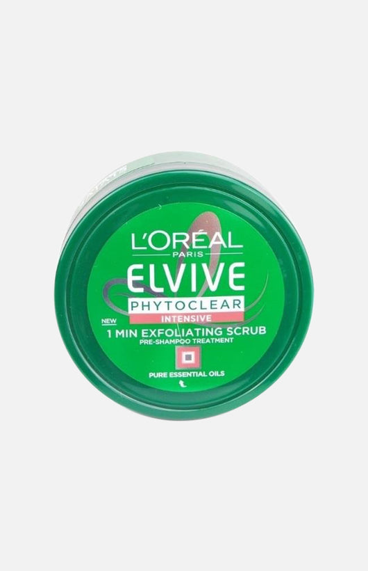 LOREAL PHYTOCLEAR PRE SHAMPOO HAIR MASK