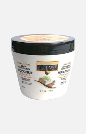 DAILY DEFENSE 3 MINUTE TREATMENT COCONUT OIL