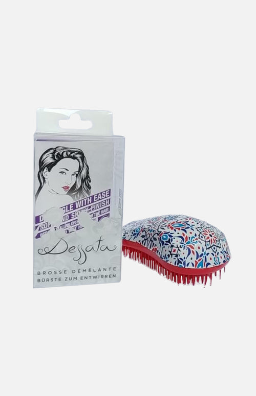 DESSATA LARGE KALEIDOSCOPE DETANGLING HAIR BRUSH