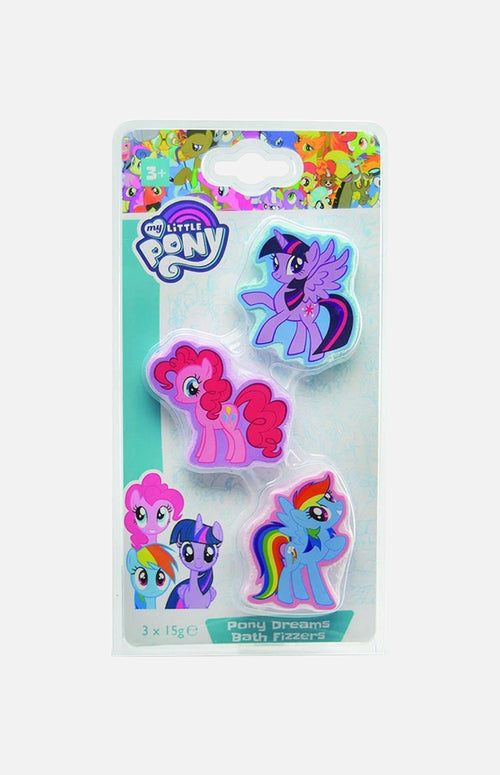 MY LITTLE PONY BATH FIZZERS