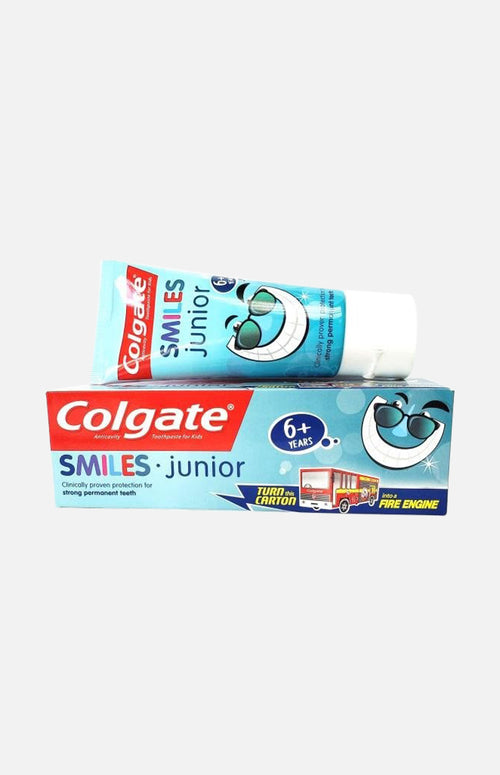 COLGATE SMILES TOOTHPASTE 6+ YEARS